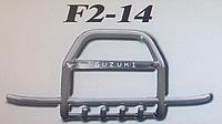 Кенгурятник F2-14.