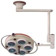 Светильник хирургический YD02-5 потолочный пятирефлекторный,Светильник операционный YD02-5