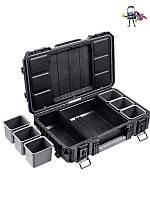 Ящик - чемодан для инструментов, Curver GEAR 22, 56,4*35*16,5см (IN-17200380)