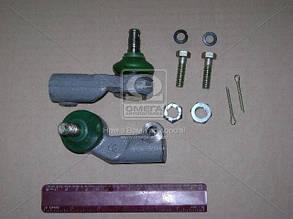 Наконечник тяги рулевой ВАЗ 2110, 2111, 2112 наружный (комплект 2 штуки)  (пр-во КЕДР)