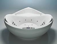 Гидромассажная ванна WGT Illusion 1720х1720 мм комплектация Easy+Hydro&Aero, фото 1
