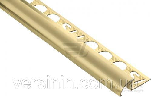 Алюминиевый угол для плитки ОАП