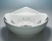 Гидромассажная ванна WGT Illusion 1720х1720 мм комплектация Easy+Hydro, фото 1