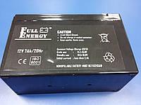 Аккумулятор Full Energy  12V 7AH