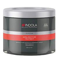 Маска для волос кератиновое восстановление Indola Innova Kera Restore Treatment 200ml