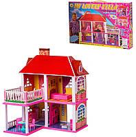 Домик для кукол My Lovely Villa 6980, 84 х 70 х 26 см