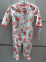 Слипер Человечек Детский Флисовый Пижама
