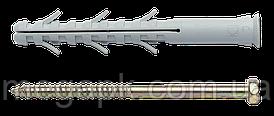 Дюбель анкер APS с шурупом 8х60мм (шестигранная голова)