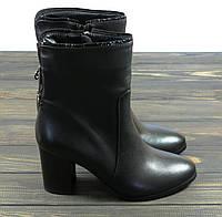 Высокие женские ботинки на каблуке Anna Lucci, фото 1