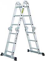 Лестница шарнирная Werk LC2412