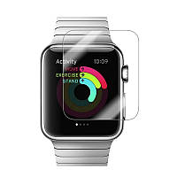 Защитное стекло для Apple Watch (эппл вотч) 42 mm