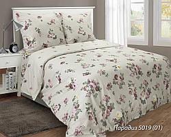Комплект постельного белья двуспальный ПАРАДИЗ ( нав. 70*70)
