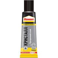 Клей Момент Кристалл 30мл Henkel
