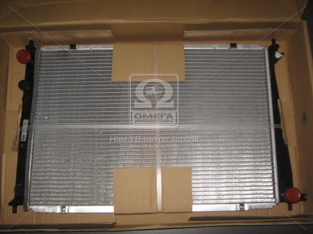 Радиатор охлаждения HYUNDAI H1, H200 (пр-во Nissens), 67039