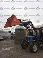 Продажа быстросъемных навесных фронтальных погрузчиков на МТЗ 82, ПБМ, фото 1