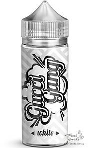Жидкость для электронных сигарет Gucci Gang 100 мл White, 1.5 мг
