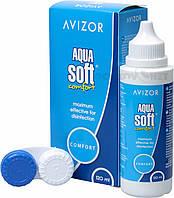 Раствор для контактных линз Aqua Soft Comfort 120 мл