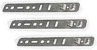 Анкерная пластина с зажимом 37 мм (под профиль WDS)(упаковка 500 шт.)