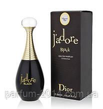 Женская парфюмированная вода Christian Dior J`Adore Black  (реплика)