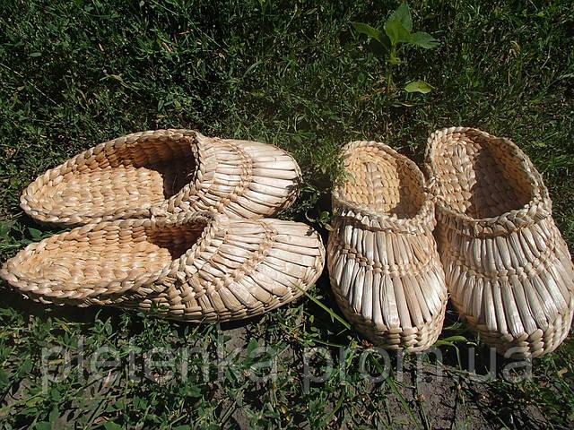 b052698b9375 Лапти соломенные (взрослые размеры)-купить по лучшей цене в Украине ...