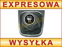 Рукоятка рычага переключения передач 5 ст.VW Golf V, VI Jetta Touran Caddy Eos