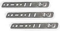 Анкерная пластина с зажимом 44 мм (под профиль REHAU)(упаковка 500 шт.)