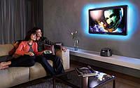 Светодиодная подсветка для телевизора 2м RGB SMD5050 USB c пультом ДУ, фото 1