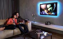 Светодиодная подсветка для телевизора 2м RGB SMD2835 USB c пультом ДУ
