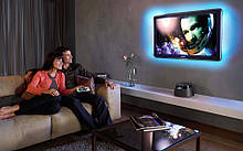 Світлодіодне підсвічування для телевізора 2м RGB SMD2835 USB з пультом ДУ