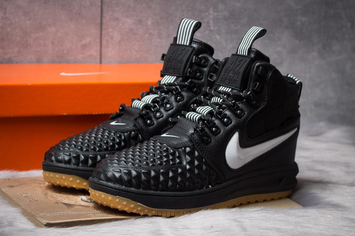 Зимние кроссовки Nike LF1 Duckboot, черные (30911),  [  41 42 43 44 45 46  ]