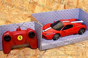 Машина Rastar Ferrari на радиоуправлении