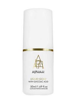 Пилинг для лица с гликолевой кислотой Alpha-H Liquid Gold With Glycolic Acid