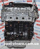 Двигатель восстановленный 2.3DCI rn M9T 670 92 кВт Opel Movano 2010-2018