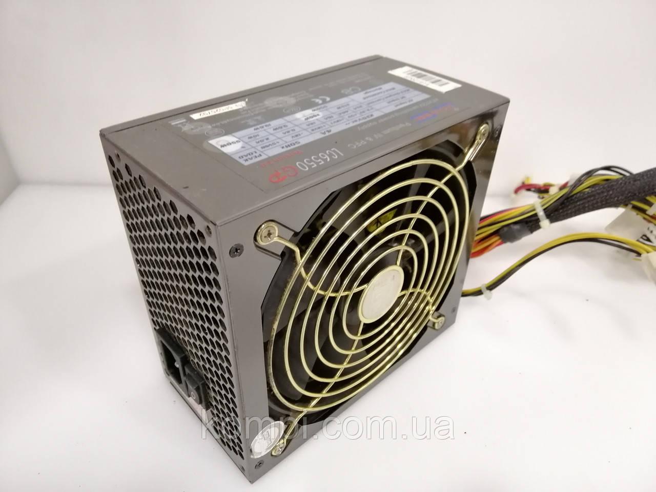 Блок питания 550W LC Power LC6550 V2.0 б/у