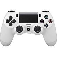 Геймпад безпровідний Sony PlayStation 4 Dualshock 4 V2 Controller White (9894759)
