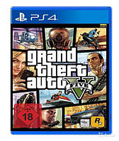 Гра Sony PS4 Grand Theft Auto V (GTA 5) російські субтитри (Grand Theft Auto V)