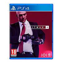 Гра Sony PS4 Hitman 2 (російські субтитри)