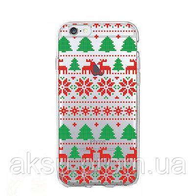 Чехолнакладка xCaseнаiPhone 7/8New Year №11