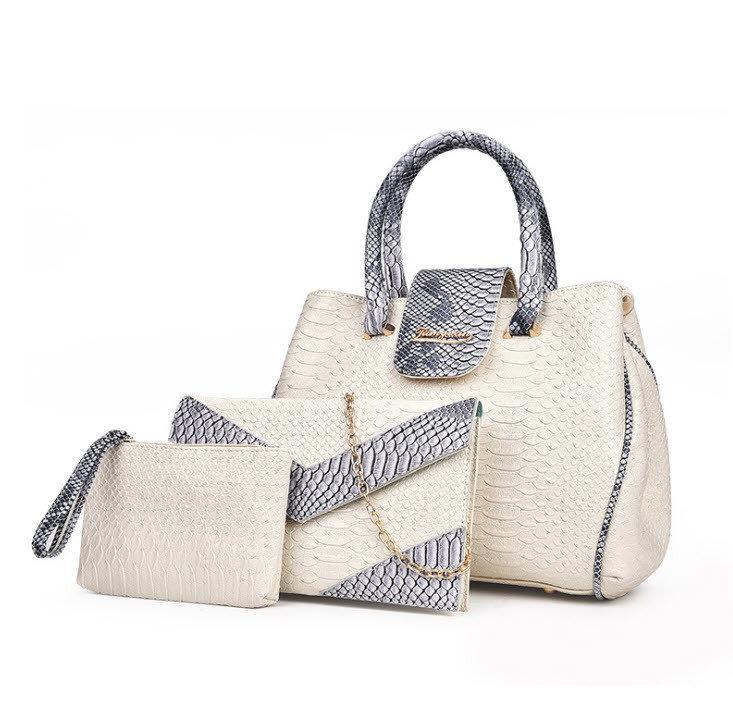 Набір жіночих сумок 3 в 1 Ileana