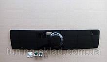 Зимняя накладка на решетку радиатора Фиат Добло (заглушка решетки Fiat Doblo)
