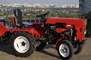 Мини трактор Forte T-101EL (10,5 л.с.)