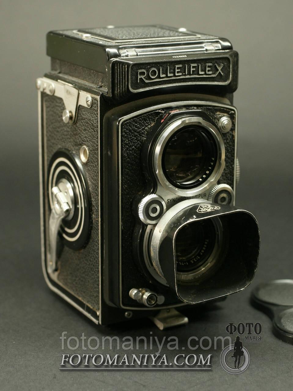Rolleiflex Automat  Model K4A