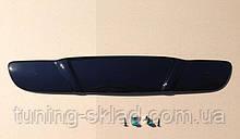 Зимняя накладка на решетку радиатора Дэу Ланос (заглушка решетки Daewoo Lanos)