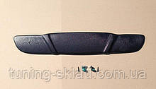 Зимняя заглушка решетки радиатора Дэу Ланос (зимняя защита на решетку Daewoo Lanos)