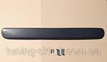 Зимняя заглушка решетки бампера Дэу Ланос (зимняя защита на решетку Daewoo Lanos)