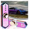 Зажигалка подарочная USB сувенирная Porsche 33222p