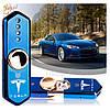 USB зажигалка подарочная стильная Tesla 33222t