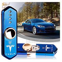 USB зажигалка подарочная стильная Tesla 33222t, фото 1