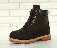 Ботинки зимние Timberland Boots, фото 1