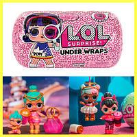 Кукла LOL сюрприз в капсуле ЛОЛ модель 9270 + Очки в Подарок